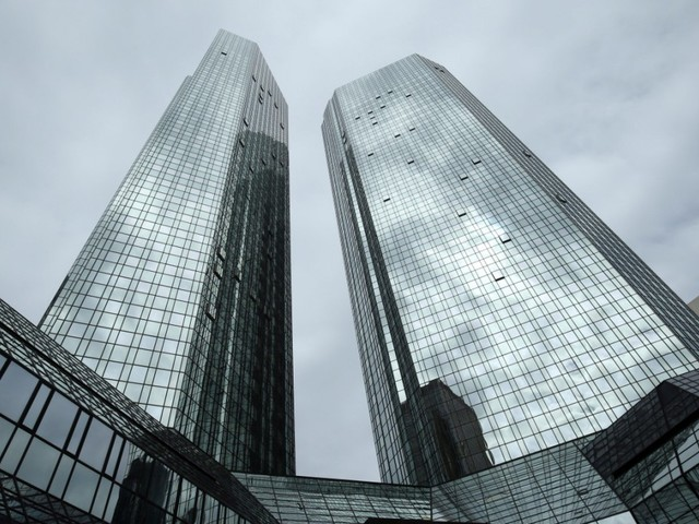 Panama Papers: Deutsche Bank zahlt 15 Millionen Euro Bußgeld