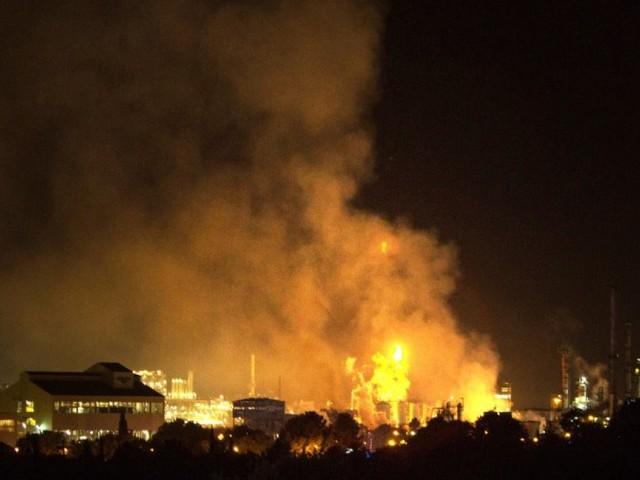 Ein Toter und sechs Verletzte bei Explosion in Chemiepark