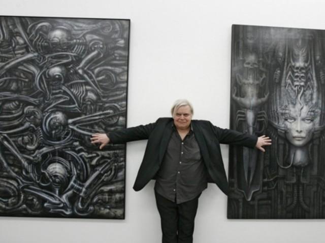 """""""Alien""""-Erfinder tot: H.R. Giger im Alter von 74 Jahren gestorben"""
