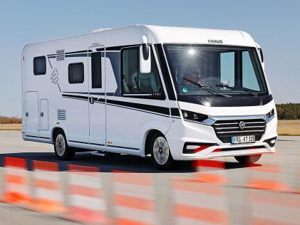 Knaus Live I 650 MEG: Wohnmobil-Test Der neue Dauertester von Knaus tritt seinen Dienst an