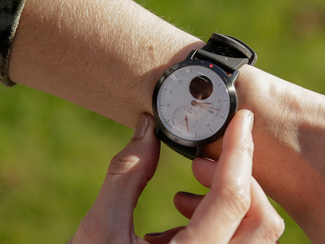 Withings Steel HR Sport: Neuer Tracker im Test