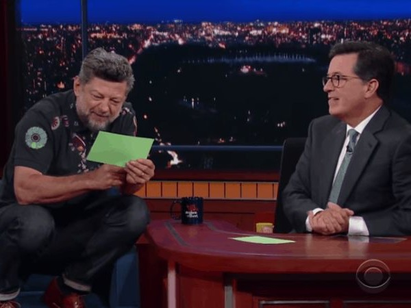 Andy Serkis Reading President Trump's Tweets as Gollum is a Bit Too Perfect