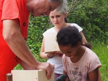 Kinder aus dem Kreis Bad Kissingen lernen die Natur kennen