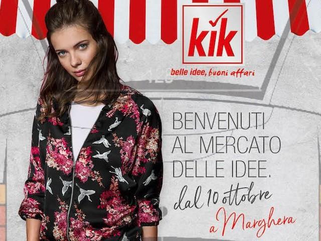 Kik eröffnet erste Filialen in Italien