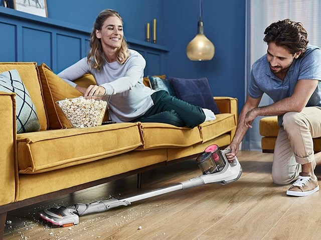 Akku-Staubsauger: Philips SpeedPro FC6726 zum Knallerpreis: 161 statt 320 Euro