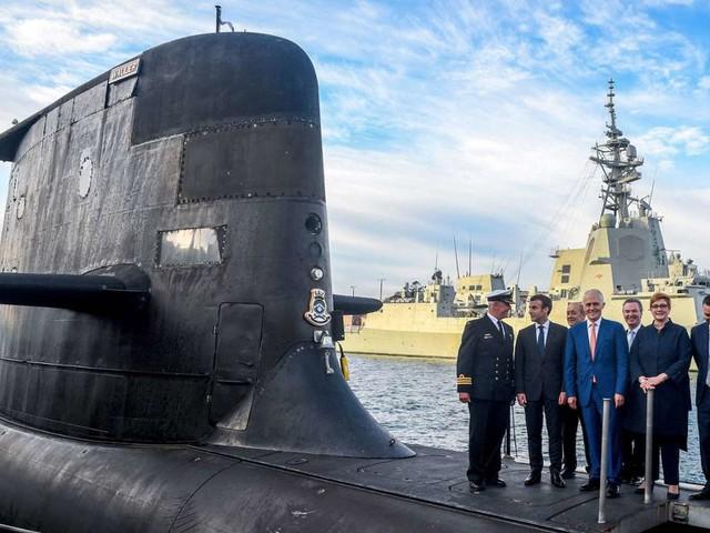 Geplatzter U-Boot-Deal: Paris wird von den USA gedemütigt