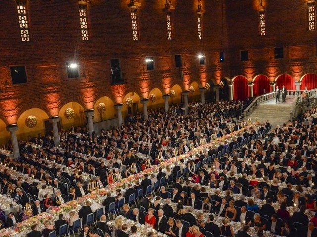 Nobelpreise werden wieder in Heimatländern überreicht