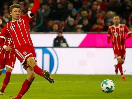 Münchens Thomas Müller: Der 100-Tore-Mann
