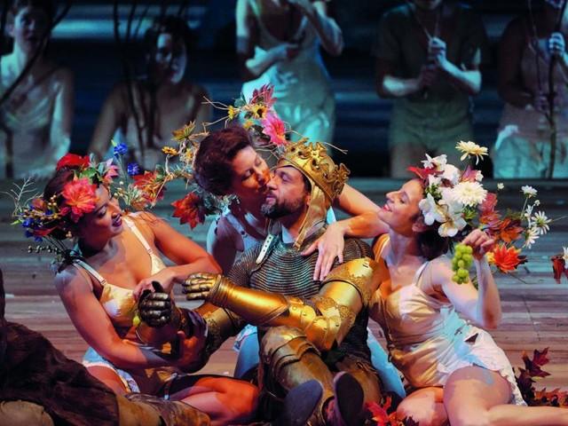 """""""King Arthur"""" im Theater an der Wien: Auch die Verpackung zählt"""