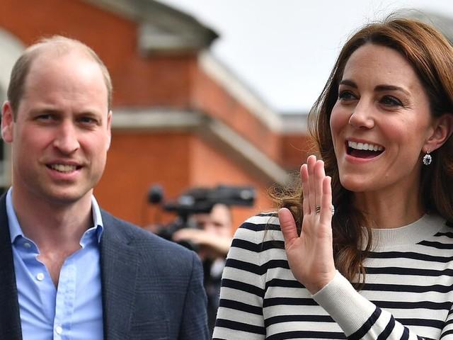 Prinz William und Kate teilen seltenes Familienvideo mit den Kindern
