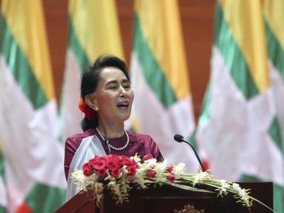 Suu Kyi: Myanmar will Flüchtlinge zurückbringen