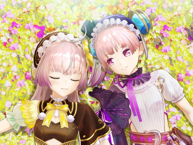 Atelier Lydie & Suelle: The Alchemists and the Mysterious Paintings erscheint Anfang 2018 (PC, Switch und PS4)