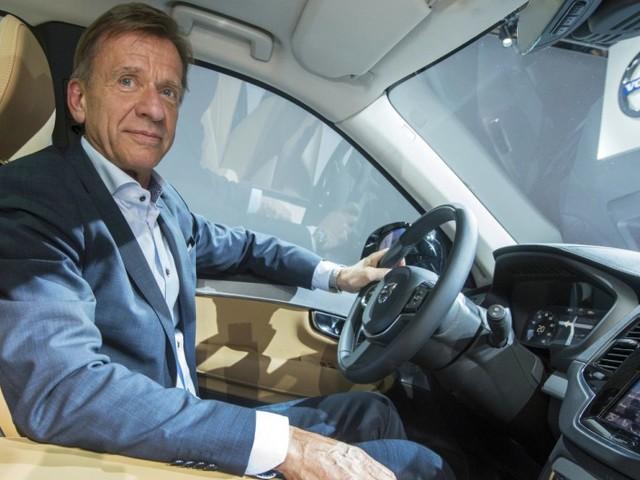 Wie Volvo Autofahrern Lebenszeit schenken will