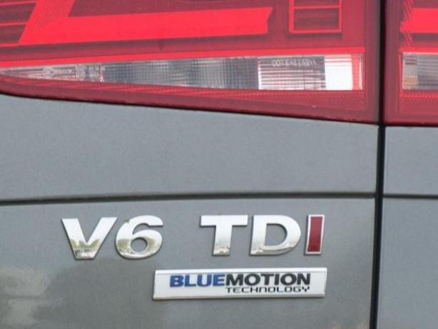Diesel-Skandal: Rückruf:Unzulässige Abgas-Software auch bei VW Touareg