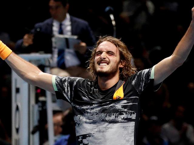 Endspiel-Krimi: Stefanos Tsitsipas krönt sich bei ATP-Finals gegen Dominic Thiem