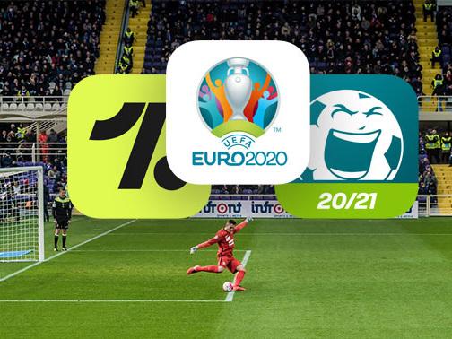 Europameisterschaft 2020: Diese Apps reichen aus