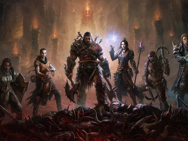 Diablo kommt noch 2021 auf Smartphones