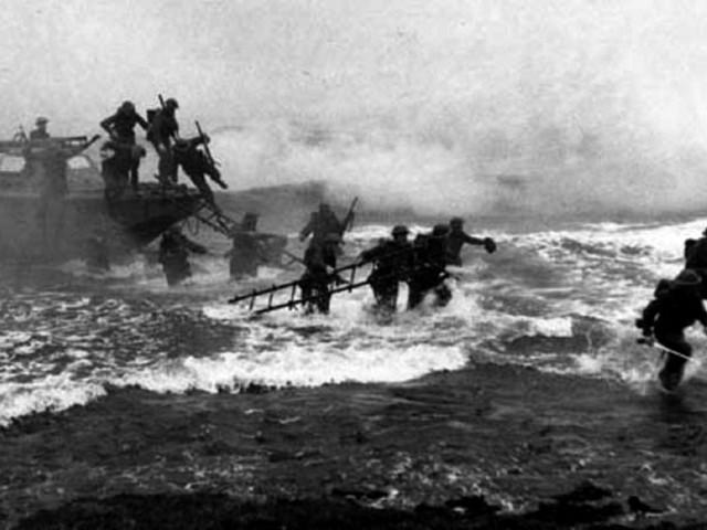 Zweiter Weltkrieg: Mad Jack Churchill - der Mann, der mit Schwert und Bogen gegen die Nazis kämpfte