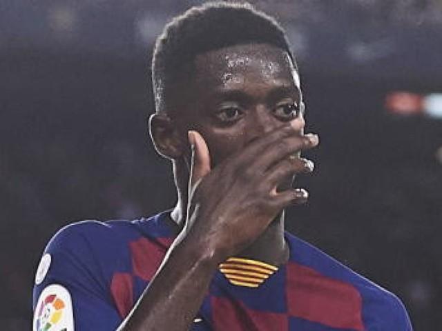 Fällt mir schwer, mit Ousmane Dembele zu reden