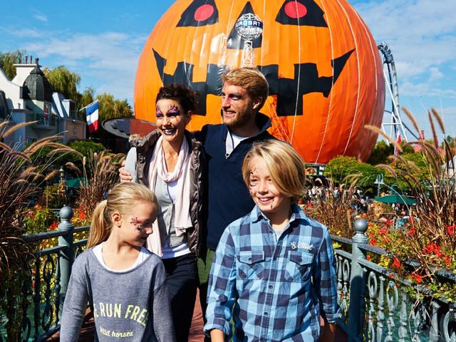 """Halloween 2017 im Europa-Park beginnt: Gruselspaß am Tag, Horror mit """"Traumatica"""" am Abend"""