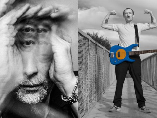 """Thom Yorke und Flea streamen gemeinsamen Song """"Daily Battles"""""""