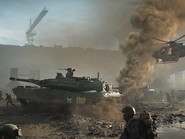 """""""Battlefield 2042"""" muss auf November verschoben werden"""