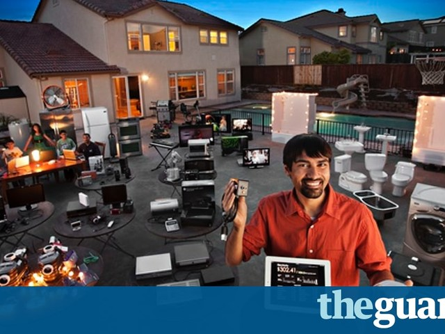 What is the internet of things? | Technology | The Guardian