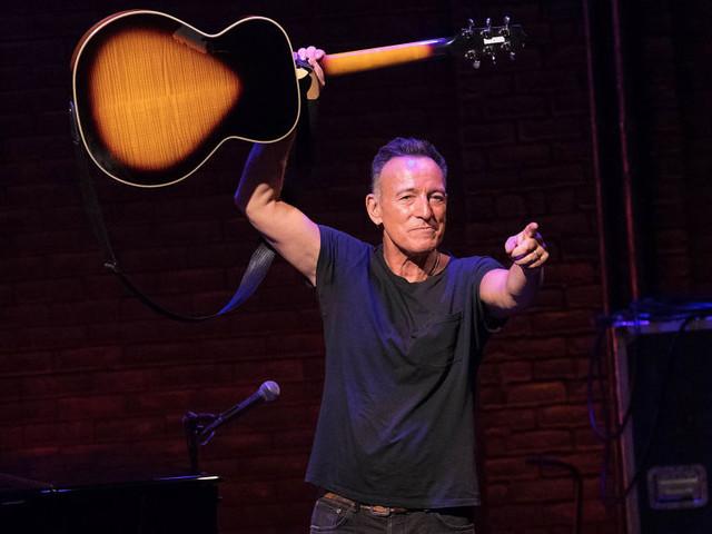 Kein AstraZeneca-Stopp: Bruce Springsteen öffnet seine Broadway-Show für ALLE geimpften Fans