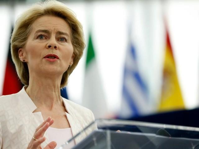 """Moskau wirft der künftigen EU-Chefin einen """"Fehlstart"""" vor"""