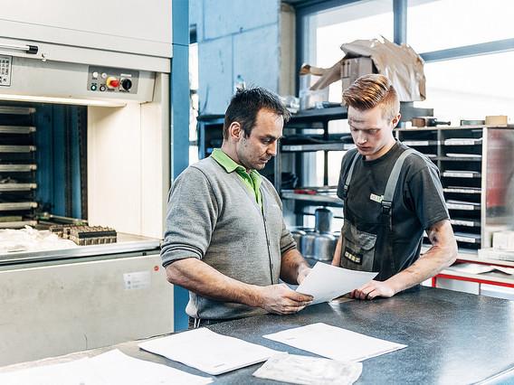 Mehr als 150 duale Studiengänge für angehende Handwerker