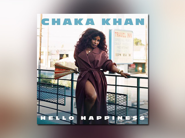 "Chaka Khan veröffentlicht zwölftes Studioalbum ""Hello Happiness"" // Full Streams + Video"