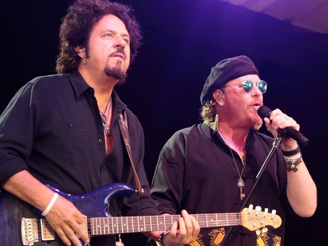 "Steve Lukather, Michael Jacksons Session-Gitarrist, lachte über ""Beat It"""