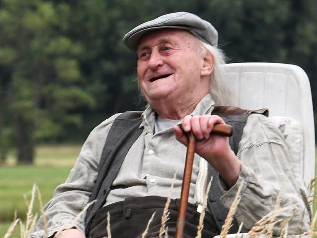 NDR in Trauer: Schauspieler Hans Kahlert (?87) ist tot
