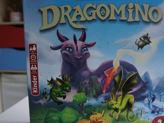 """Inseln mit süßen Drachen: """"Dragomino"""" ist das """"Kinderspiel des Jahres 2021"""""""