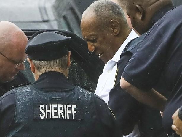 US-Star: Mindestens drei Jahre Gefängnis für Entertainer Bill Cosby