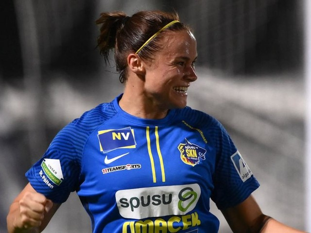 St. Pöltens Frauen starten mit 7:0 in Richtung Champions League