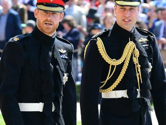 Prinz Harry und Prinz William: Die Brüder laufen an Trauerfeier nicht nebeneinander