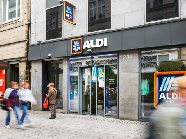 Aldi testet Geschäft ohne Kasse in London