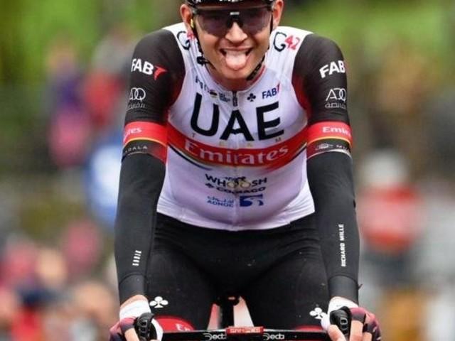 Dombrowski gewinnt vierteGiro-Etappe