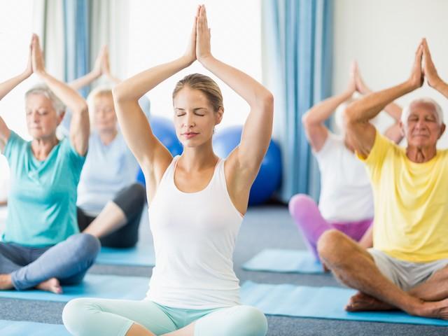Yoga hilft bei Depressionen und Angstzuständen
