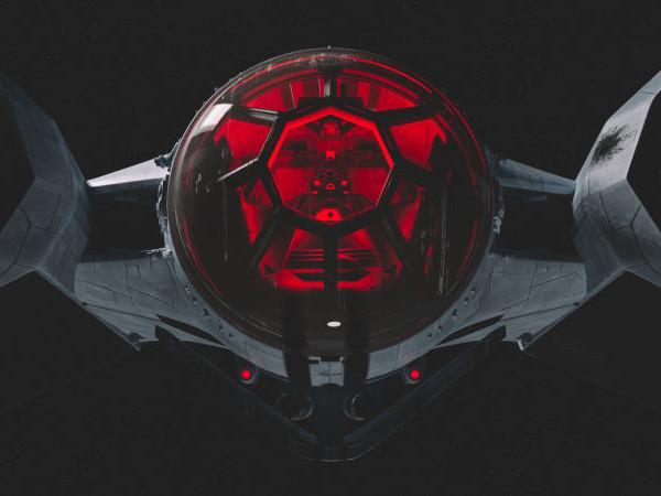 Star-Wars-Designkonzept: Tie-X