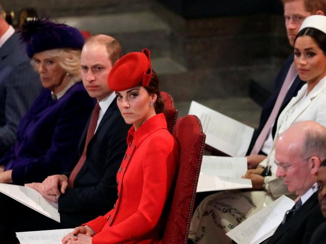 Erzfeindinnen für immer? Was Herzogin Kate aktuell von Meghan hält