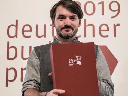 Saša Stanišic erhält den Deutschen Buchpreis 2019