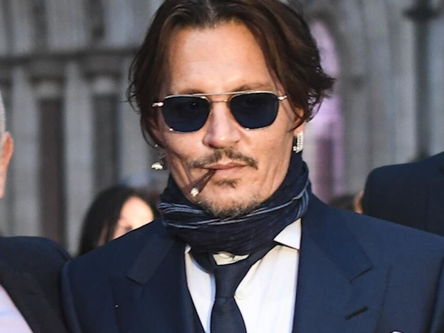 Johnny Depp lässt vor Gericht fünf Bomben platzen
