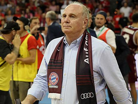 Basketball: Nächste Hoeneß-Kritik: Jetzt am DBB-Team