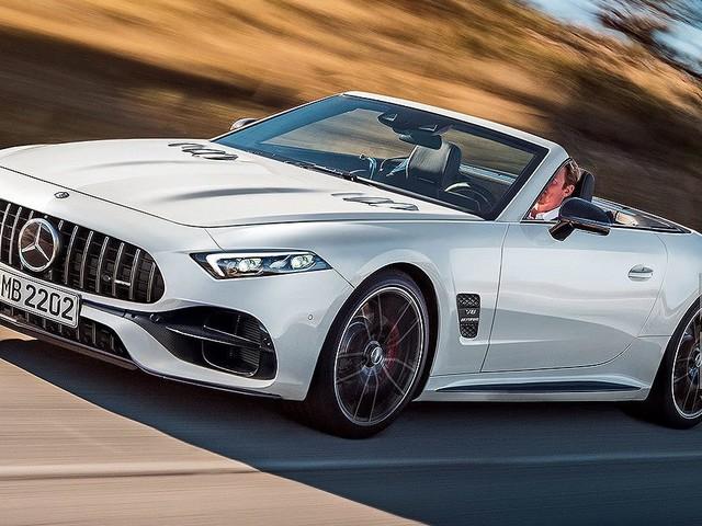 Neue Mercedes und AMG (2021, 2022, 2023 und 2024) Neuer SL, EQG & Co: Diese Autos bringen Mercedes und AMG bis 2024