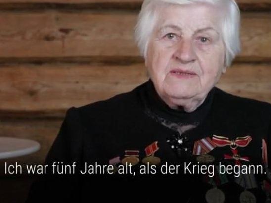 Lernen aus der Geschichte: Zeitzeugen-Video zum 80. Jahrestag des deutschen Überfalls auf Russland