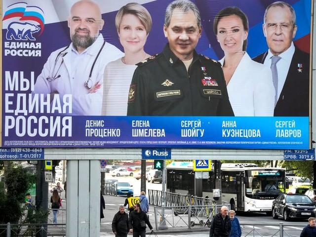Duma-Wahl in Russland: Die Alten setzen auf Stabilität - den Jungen ist vieles egal
