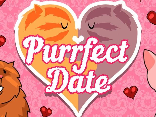 Purrfect Date: Visual Novel und Dating Simulator mit Katzen erscheint Mitte Dezember