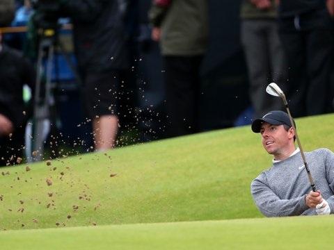 Major in Nordirland - British Open: Grandiose Aufholjagd von McIlroy nicht belohnt